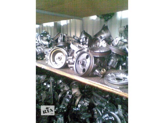 купить бу Б/у насос гидроусилителя руля для легкового авто Skoda Fabia в Луцке