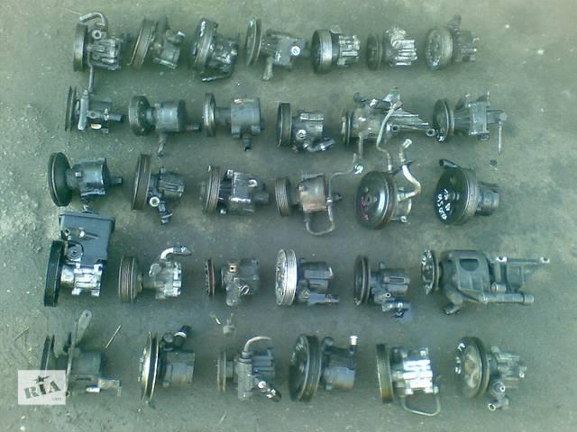 купить бу Б/у насос гидроусилителя руля для легкового авто Skoda Octavia в Ковеле
