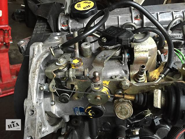 бу Б/у насос топливный для легкового авто Renault Kangoo в Луцке