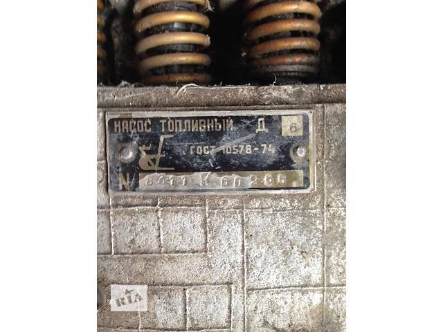 бу Б/у дизель насос топливный для водного транспорта в Николаеве