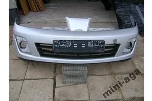 б/у Бампер передний Nissan TIIDA