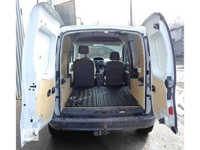бу Б/у Обшивка кузова багажника Renault Kangoo Рено Канго Кенго 1,5DCI K9K 2008-2012 в Луцке