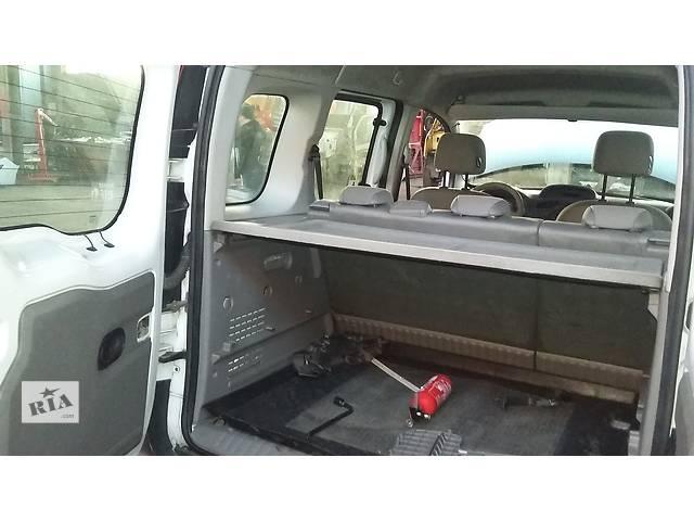 продам Б/у Обшивка салона, карты дверей Renault Kangoo Кенго 1,5 DCI К9К B802, N764 2008-2012 бу в Луцке