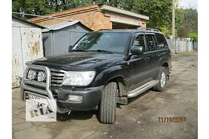б/у Кенгурятник Toyota Land Cruiser 100