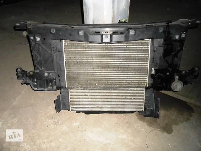 купить бу Б/у Окуляр панель передняя телевизор Volkswagen Crafter Фольксваген Крафтер 2.5 TDI в Рожище