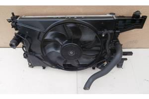 б/у Радиатор Opel Astra