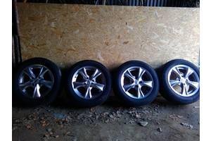б/у диски с шинами Ford Fusion