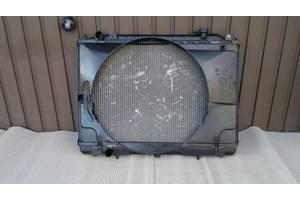 б/у Радиаторы Nissan Navara