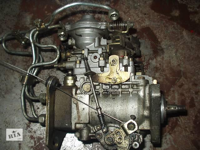 продам Б/у Паливний насос високого тиску Audi 80 - 1,6 TDI , кат № 068130081K , робочий стан , гарантія , доставка . бу в Тернополе