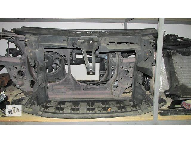 купить бу Б/у панель передняя для хэтчбека Skoda SuperB 2010 в Пустомытах