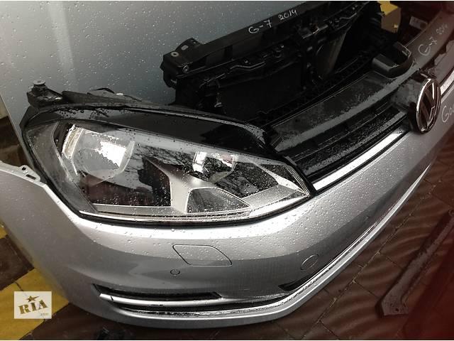 продам Б/у панель передняя для хэтчбека Volkswagen Golf VII бу в Львове