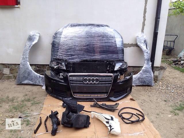 Б/у панель передняя для легкового авто Audi A4- объявление о продаже  в Львове