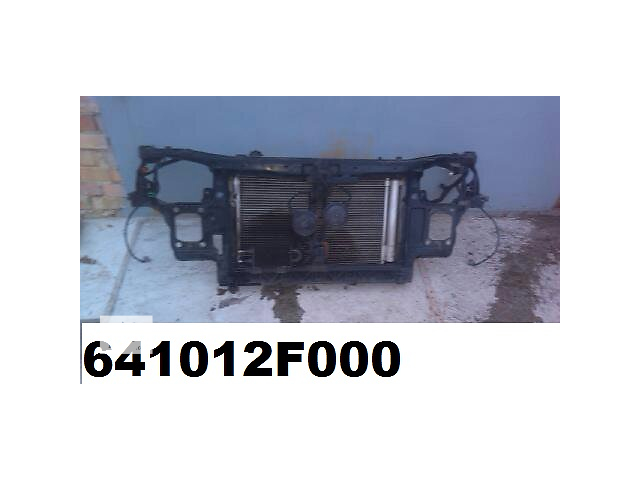 продам Б/у панель передняя для легкового авто Kia Cerato бу в Дубраве (Житомирской обл.)