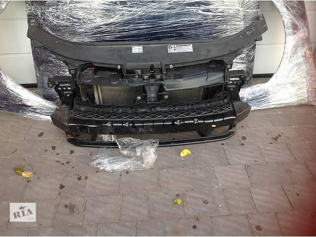 продам Б/у панель передняя для легкового авто Volkswagen Passat B7 бу в Львове