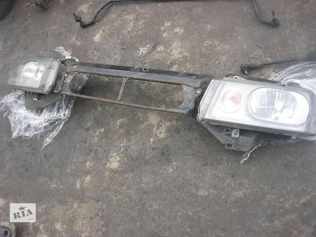 купить бу Б/у панель передняя очки Citroen Jumpy 2004-2006 в Ровно