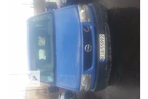 б/у Панель передняя Opel Movano груз.