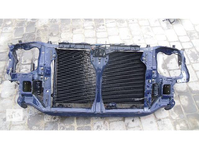 купить бу Б/у панель передняя (телевизор) для легкового авто Subaru Forester 2007 в Коломые