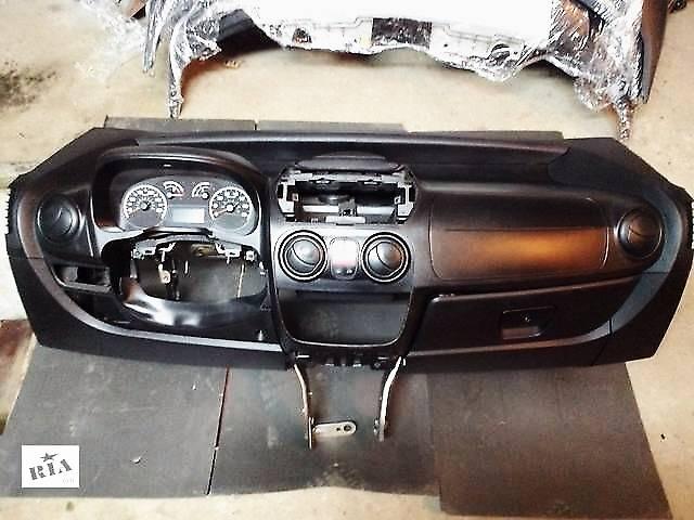 Б/у Панель приборов.Бардачек Peugeot Bipper Nemo Fiorino Qubo- объявление о продаже  в Хмельницком