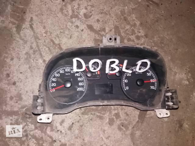 Б/у панель приборов для Fiat Doblo- объявление о продаже  в Ковеле