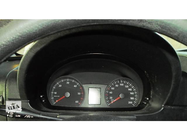 продам Б/у Панель приборов/приборів Volkswagen Crafter Фольксваген Крафтер 2.5 TDI 2006-2010 Crafter бу в Рожище