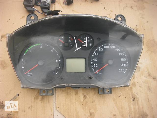 продам Б/у панель приборов/спидометр Ford Transit 2.2 tdci 2006- бу в Ровно