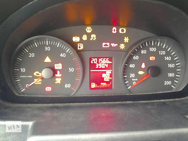 купить бу Б/у Панель приборов/спидометр Mercedes Sprinter W906 Мерседес Спринтер Спринтер 906 в Рожище
