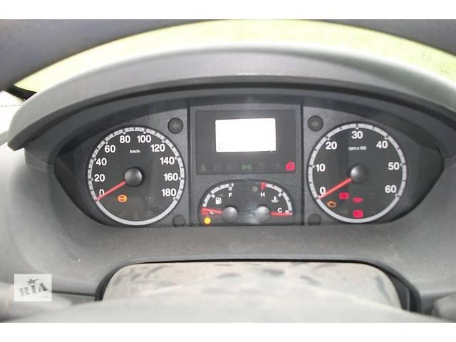 купить бу Б/у панель приборов/спидометр/тахограф/топограф для автобуса Peugeot Boxer (3) Боксер Джампер Дукато с 2006г. в Ровно