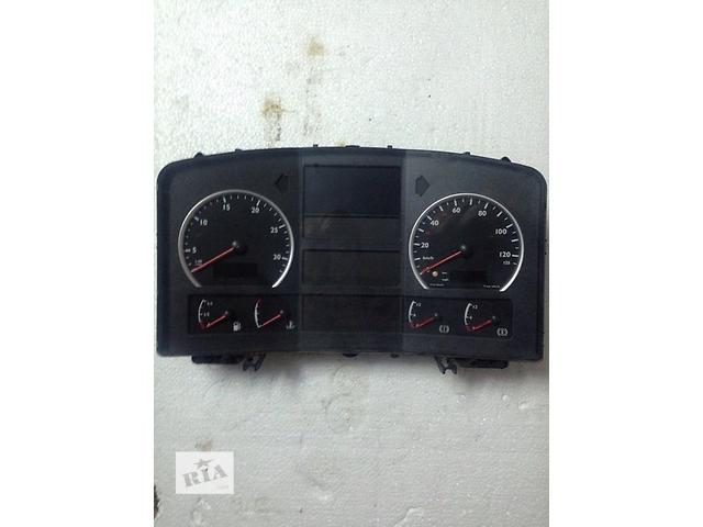 Б/у панель приборов/спидометр/тахограф/топограф для грузовика MAN TGA- объявление о продаже  в Черновцах