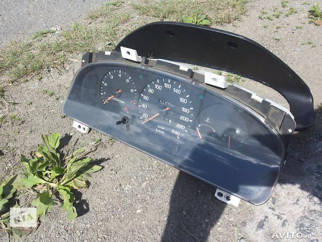 бу Б/у панель приборов/спидометр/тахограф/топограф для хэтчбека Mazda 626 1994 в Любомле