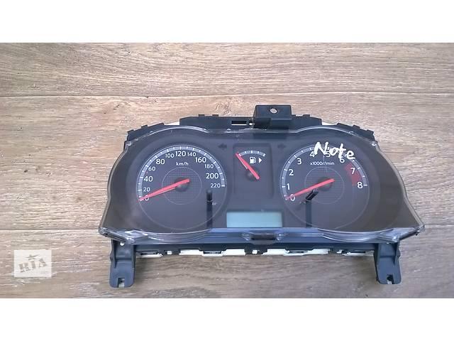 Б/у панель приборов/спидометр/тахограф/топограф для хэтчбека Nissan Note 2006г- объявление о продаже  в Николаеве