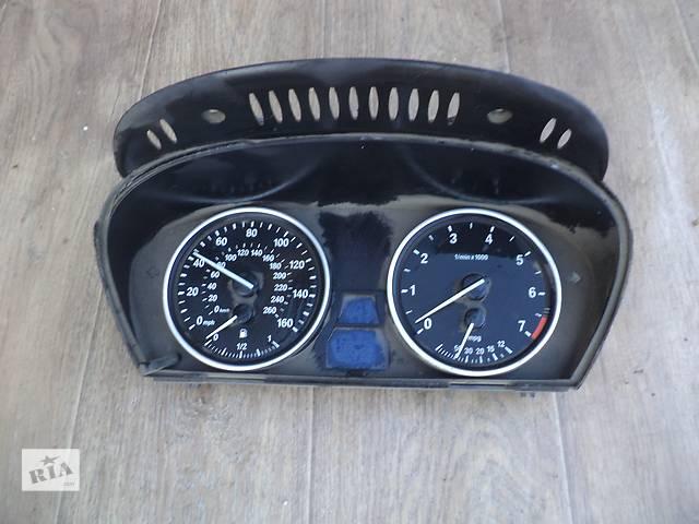 Б/у панель приборов/спидометр/тахограф/топограф для кроссовера BMW X5 Е70 2008г- объявление о продаже  в Киеве
