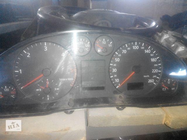 купить бу Б/у панель приборов/спидометр/тахограф/топограф для легкового авто Audi A6 1999 в Львове