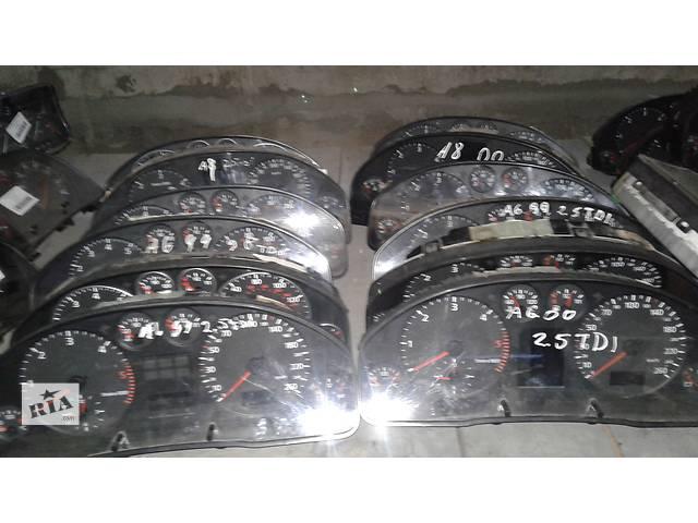 Б/у панель приборов/спидометр/тахограф/топограф для легкового авто Audi- объявление о продаже  в Львове