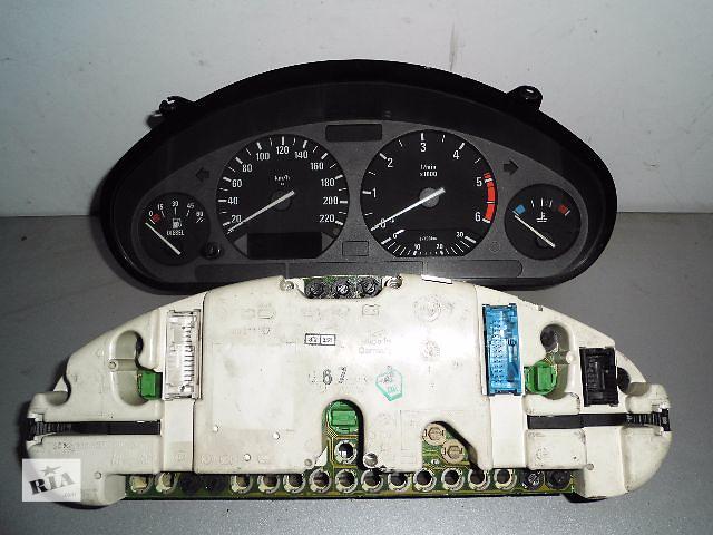 купить бу Б/у панель приборов/спидометр/тахограф/топограф для легкового авто BMW 3 Series Dizel. в Буче