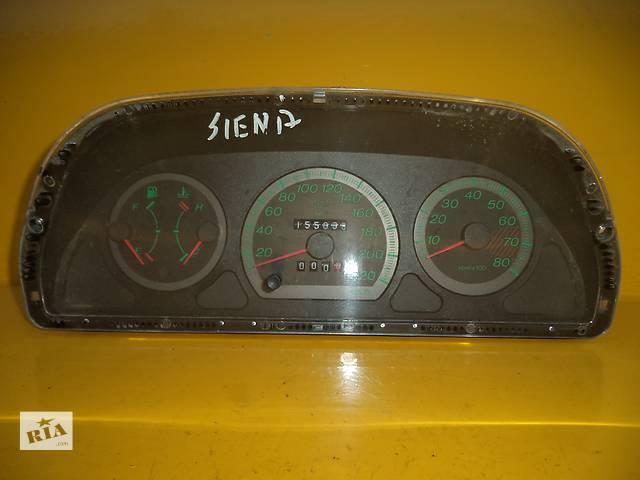 продам Б/у панель приборов/спидометр/тахограф/топограф для легкового авто Fiat Siena (96-01) бу в Луцке