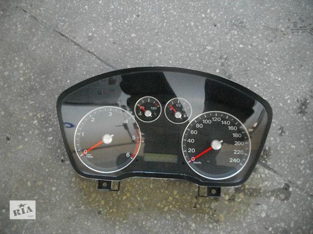 купить бу Б/у панель приборов/спидометр/тахограф/топограф для легкового авто Ford Focus 2007 в Львове
