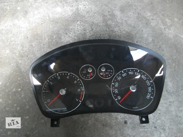 купить бу Б/у панель приборов/спидометр/тахограф/топограф для легкового авто Ford Fusion 2007 в Львове