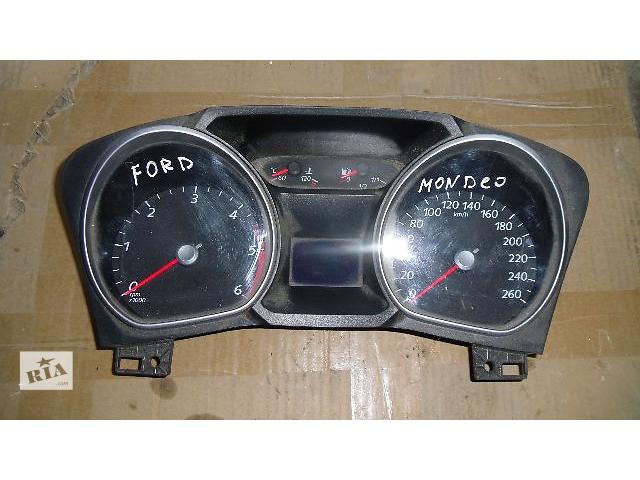 купить бу Б/у панель приборов/спидометр/тахограф/топограф для легкового авто Ford Mondeo 2008 в Коломые