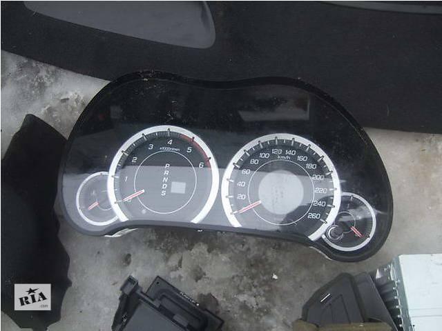 купить бу Б/у панель приборов/спидометр/тахограф/топограф для легкового авто Honda Accord в Ровно