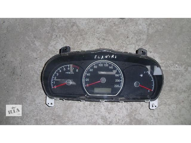 продам Б/у панель приборов/спидометр/тахограф/топограф для легкового авто Hyundai Elantra 2009 бу в Коломые