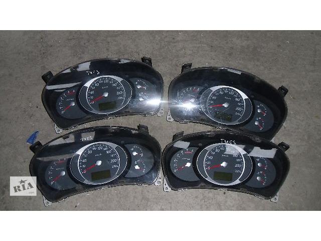 бу Б/у панель приборов/спидометр/тахограф/топограф для легкового авто Hyundai Tucson 2006 в Коломые
