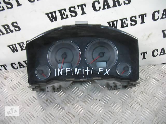 Б/у панель приборов/спидометр/тахограф/топограф для легкового авто Infiniti FX 2006- объявление о продаже  в Луцке