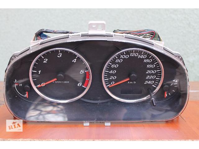 продам Б/у панель приборов/спидометр/тахограф/топограф для легкового авто Mazda 6 (2002-2007) бу в Тернополе