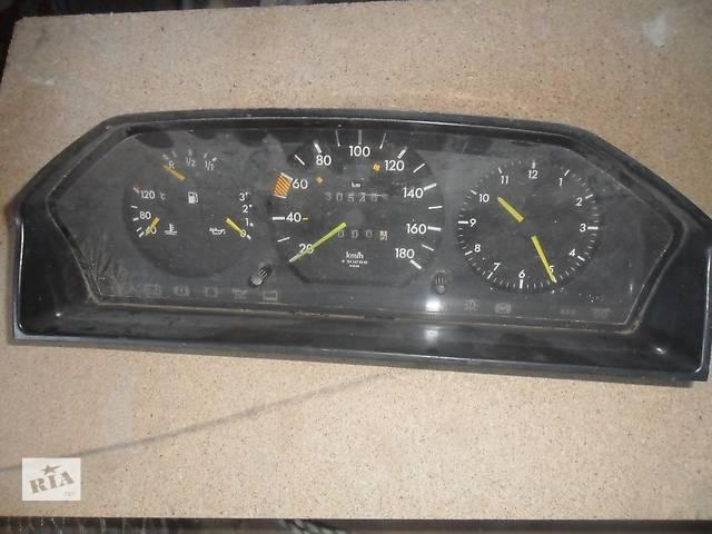 продам Б/у панель приборов/спидометр/тахограф/топограф для легкового авто Mercedes 124 бу в Дубно (Ровенской обл.)
