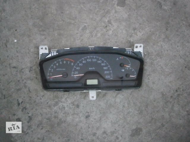 купить бу Б/у панель приборов/спидометр/тахограф/топограф для легкового авто Mitsubishi Lancer 9 в Луцке