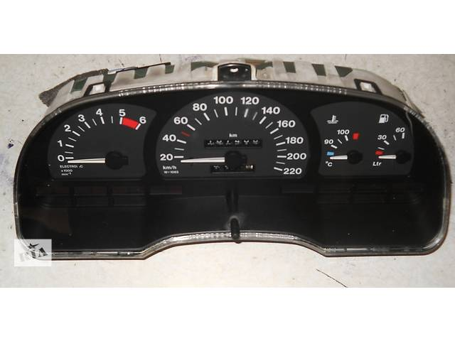 бу Б/у панель приборов/спидометр/тахограф/топограф для легкового авто Opel Vectra A 1992 в Херсоне