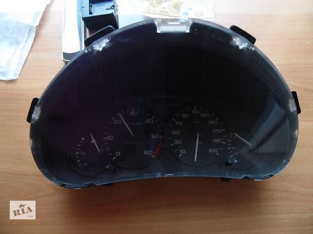 купить бу Б/у панель приборов/спидометр/тахограф/топограф для легкового авто Peugeot 206 в Дубно (Ровенской обл.)