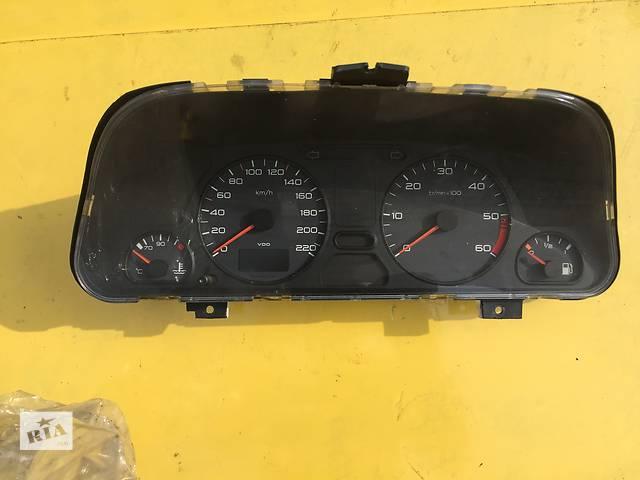 Б/у панель приборов/спидометр/тахограф/топограф для легкового авто Peugeot 306- объявление о продаже  в Ковеле
