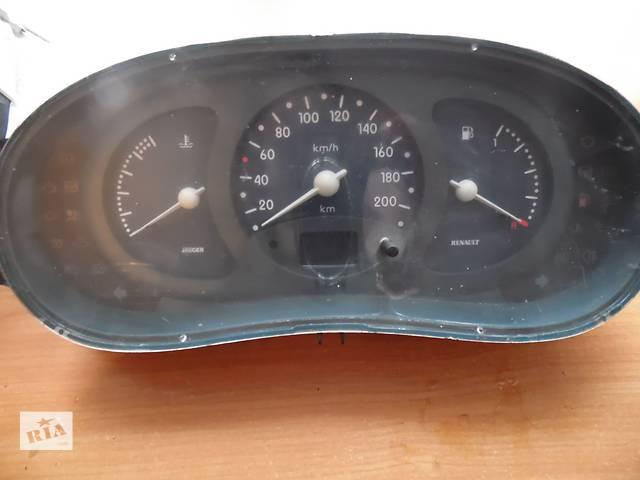 продам Б/у панель приборов/спидометр/тахограф/топограф для легкового авто Renault Kangoo бу в Дубно (Ровенской обл.)