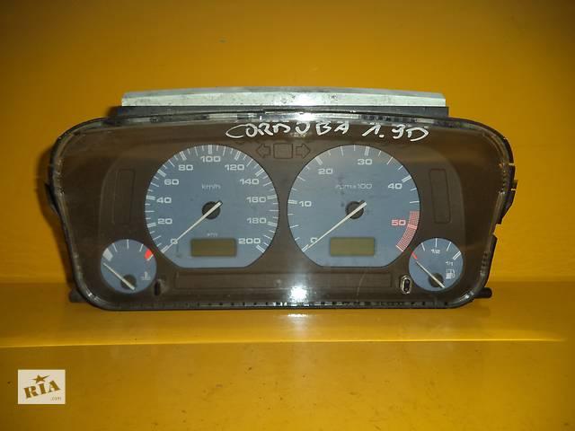 Б/у панель приборов/спидометр/тахограф/топограф для легкового авто Seat Cordoba (93-02) Diesel- объявление о продаже  в Луцке